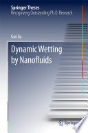Dynamic Wetting by Nanofluids