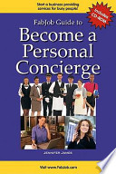 FabJob Guide to Become a Personal Concierge Business Owner