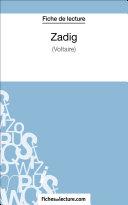 Pdf Zadig de Voltaire (Fiche de lecture) Telecharger