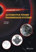 Automotive Power Transmission Systems Pdf/ePub eBook