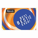 Knock Knock Best Bestie Ever! Flip Book