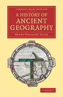Pdf A History of Ancient Geography
