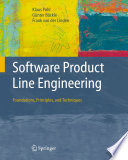 Software Product Line Engineering Book