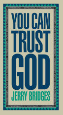You Can Trust God