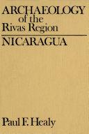 Pdf Archaeology of the Rivas Region, Nicaragua Telecharger