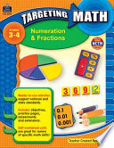 Numeration & Fractions, Grades 3-4