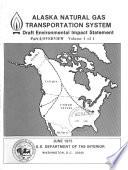 Alaska Natural Gas Transportation System: Overview