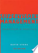 Supervisory Management