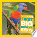 National Geographic Little Kids First Big Book of Birds Book