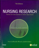 Nursing Research Text And E Book Package