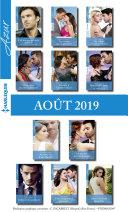 11 romans Azur + 1 gratuit (n°4114 à 4124 - Août 2019) Pdf/ePub eBook