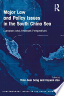 Major Law and Policy Issues in the South China Sea  : European and American Perspectives