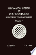 Mechanical Design of Heat Exchangers