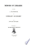 Part the first  History of libraries