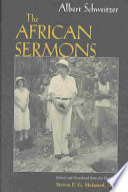 The African Sermon