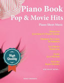 Piano Book Pop and Movie Hits