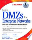 Building DMZs For Enterprise Networks Book