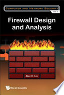 Firewall Design and Analysis Book