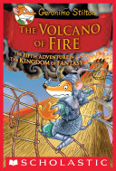 Geronimo Stilton and the Kingdom of Fantasy #5: The Volcano of Fire Pdf/ePub eBook
