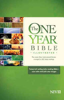 One Year Bible NIV Illustrated
