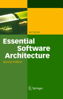 Pdf Essential Software Architecture Telecharger