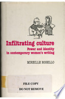 Infiltrating Culture