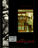 Annual Report   British Library