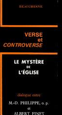 Verse et Controverse