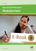 DaZ-Grammatiktrainer: Modalverben