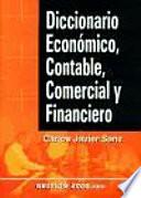 Diccionario económico, contable, comercial y financiero