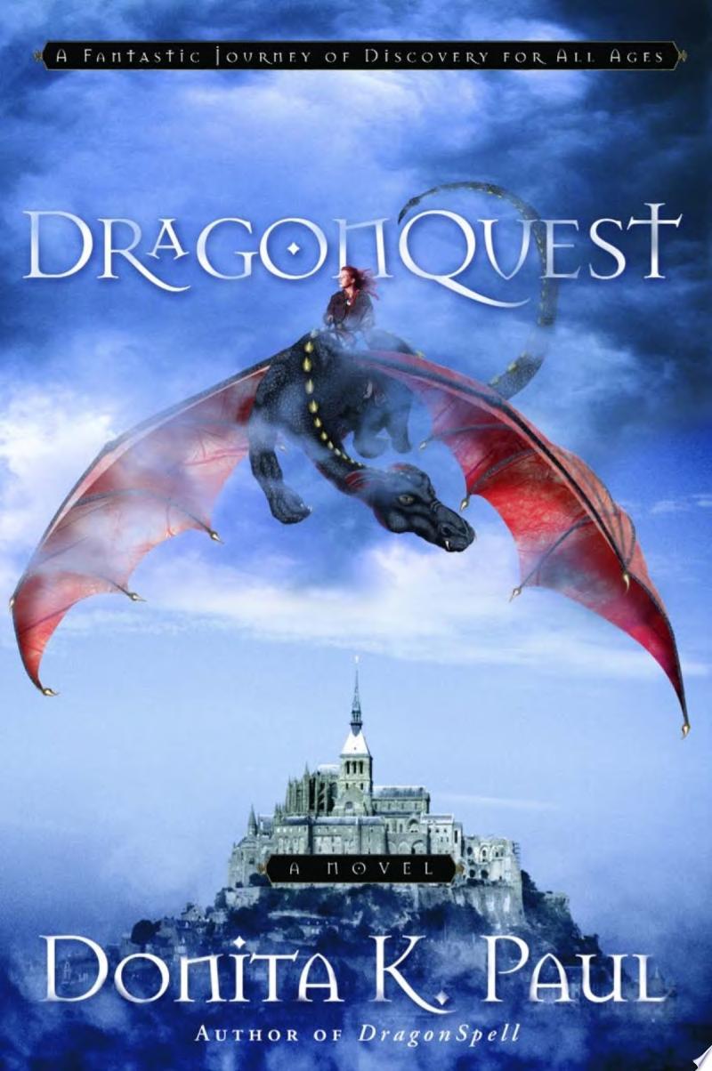 DragonQuest banner backdrop