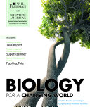 Scientific American Biology for a Changing World