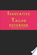 Innovative Tailor Notebook