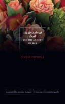 Pdf The Thought of Death and the Memory of War Telecharger