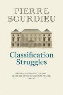 Classification Struggles