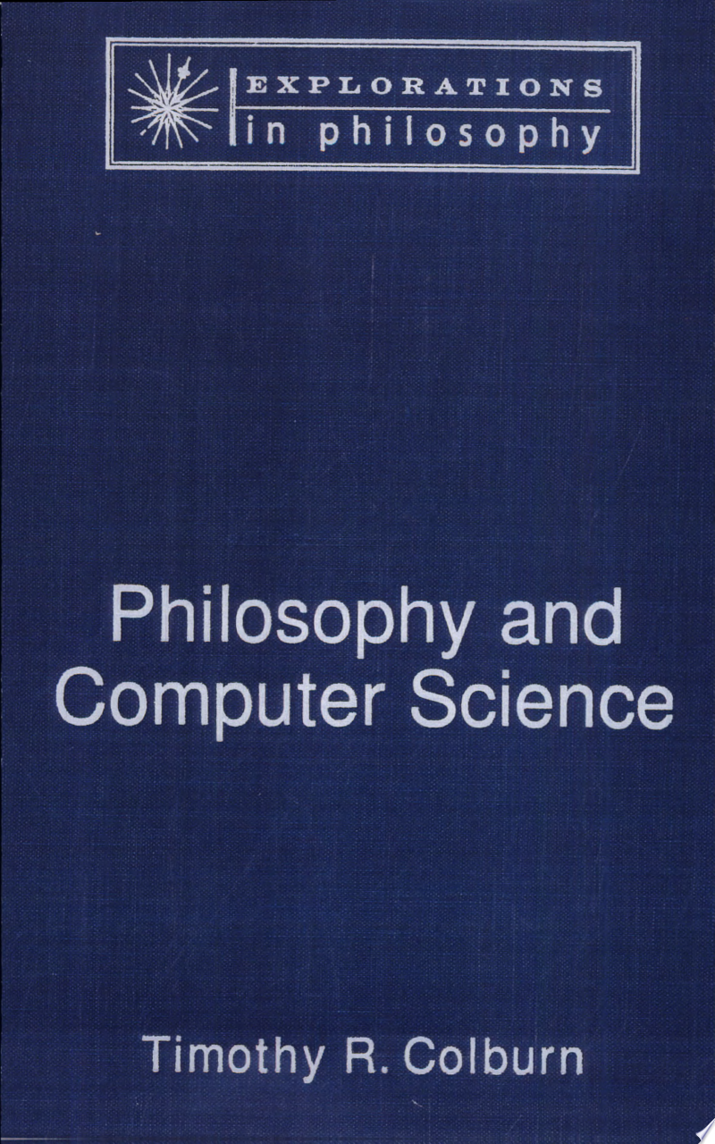 Philosophy and Computer Science banner backdrop