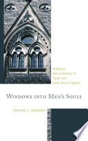 Windows into Men's Souls Book