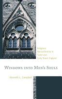 Windows into Men s Souls