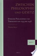 Zwischen Philosophie und Gesetz