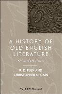 A History of Old English Literature Pdf/ePub eBook