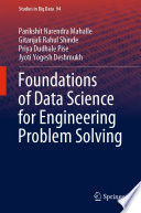 Foundations of Data Science for Engineering Problem Solving Book