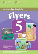 Cambridge Young Learners English Tests Flyers 5 Student's Book
