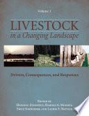 Livestock In A Changing Landscape Volume 1 Book PDF