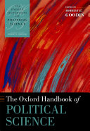 The Oxford Handbook of Political Science Pdf/ePub eBook