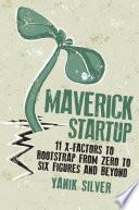 Maverick Startup Book PDF