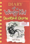 Double Down  Diary of a Wimpy Kid  11 Target Exclusive Edition