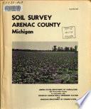 Soil Survey Arenac County Michigan