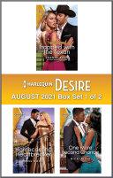 Harlequin Desire August 2021   Box Set 1 of 2