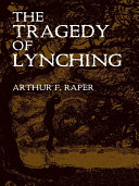 The Tragedy of Lynching Pdf/ePub eBook