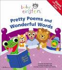 Baby Einstein  Pretty Poems and Wonderful Words
